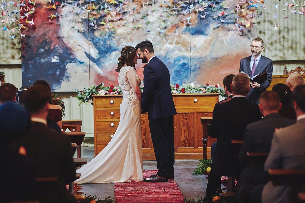 wedding ceremony mount druid