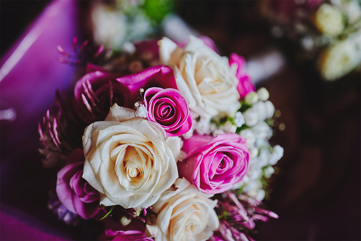 8 Tips Wedding flowers colours 39