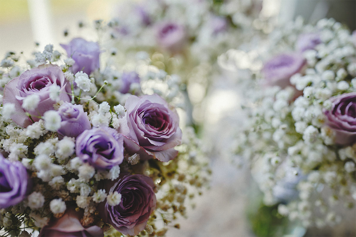8 Tips Wedding flowers colours 12