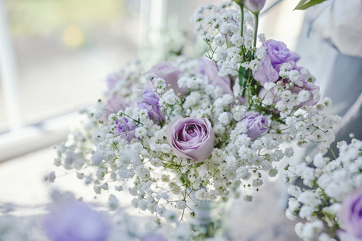 8 Tips Wedding flowers colours 11