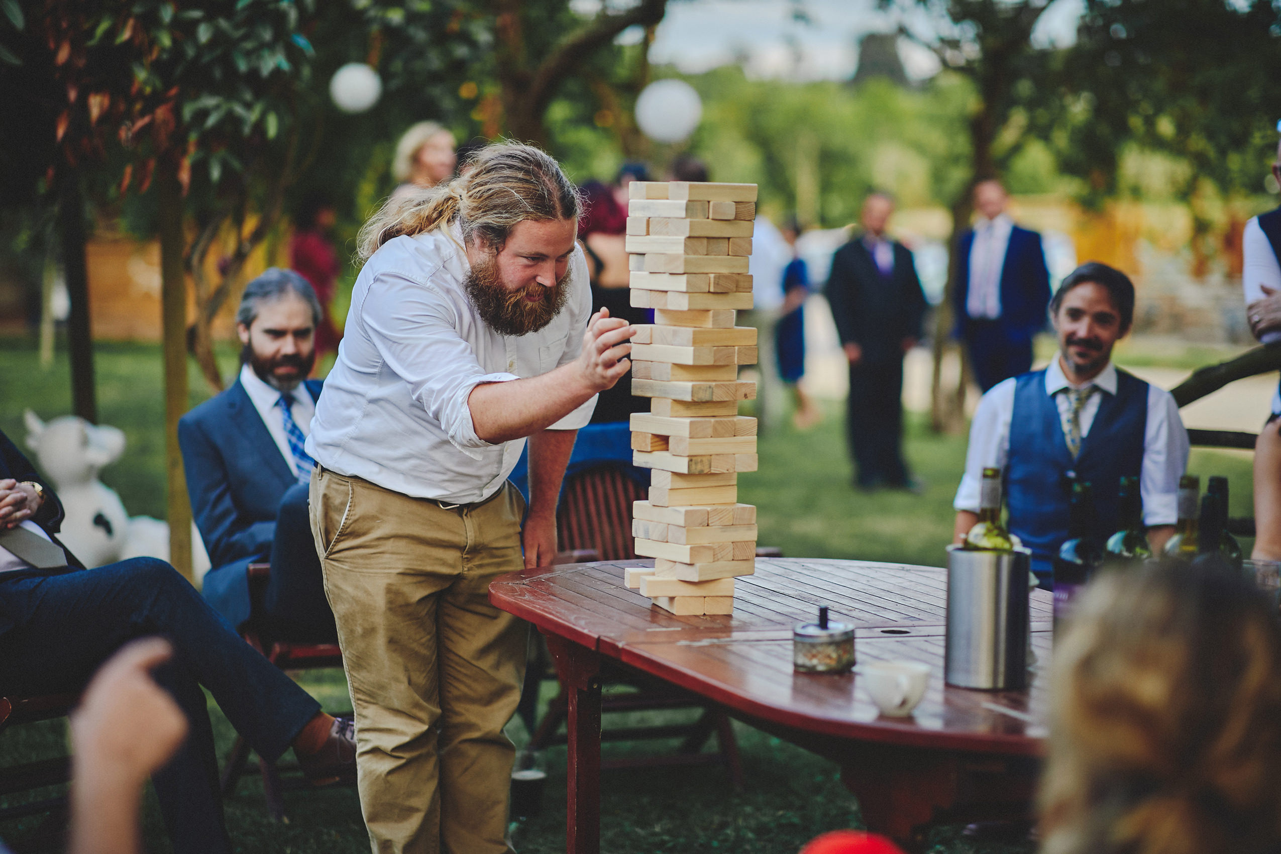 20 Wedding Games for your Reception