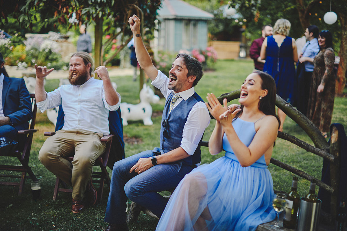 20 Wedding Games for your Reception 7