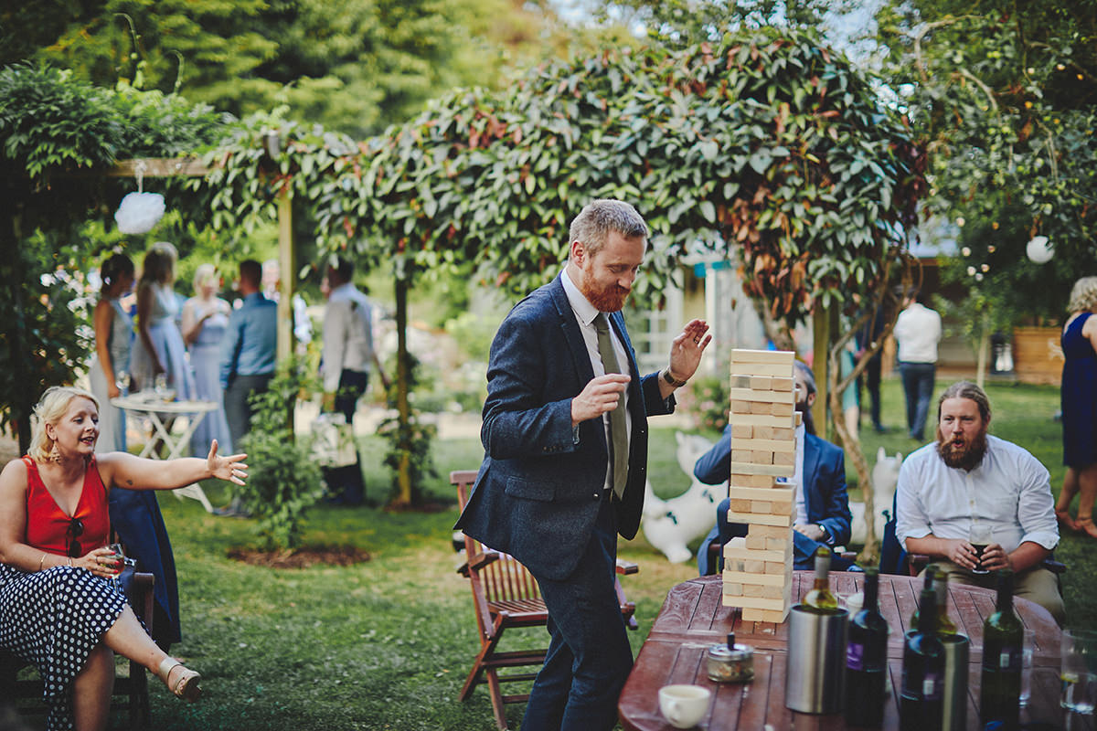 20 Wedding Games for your Reception 8