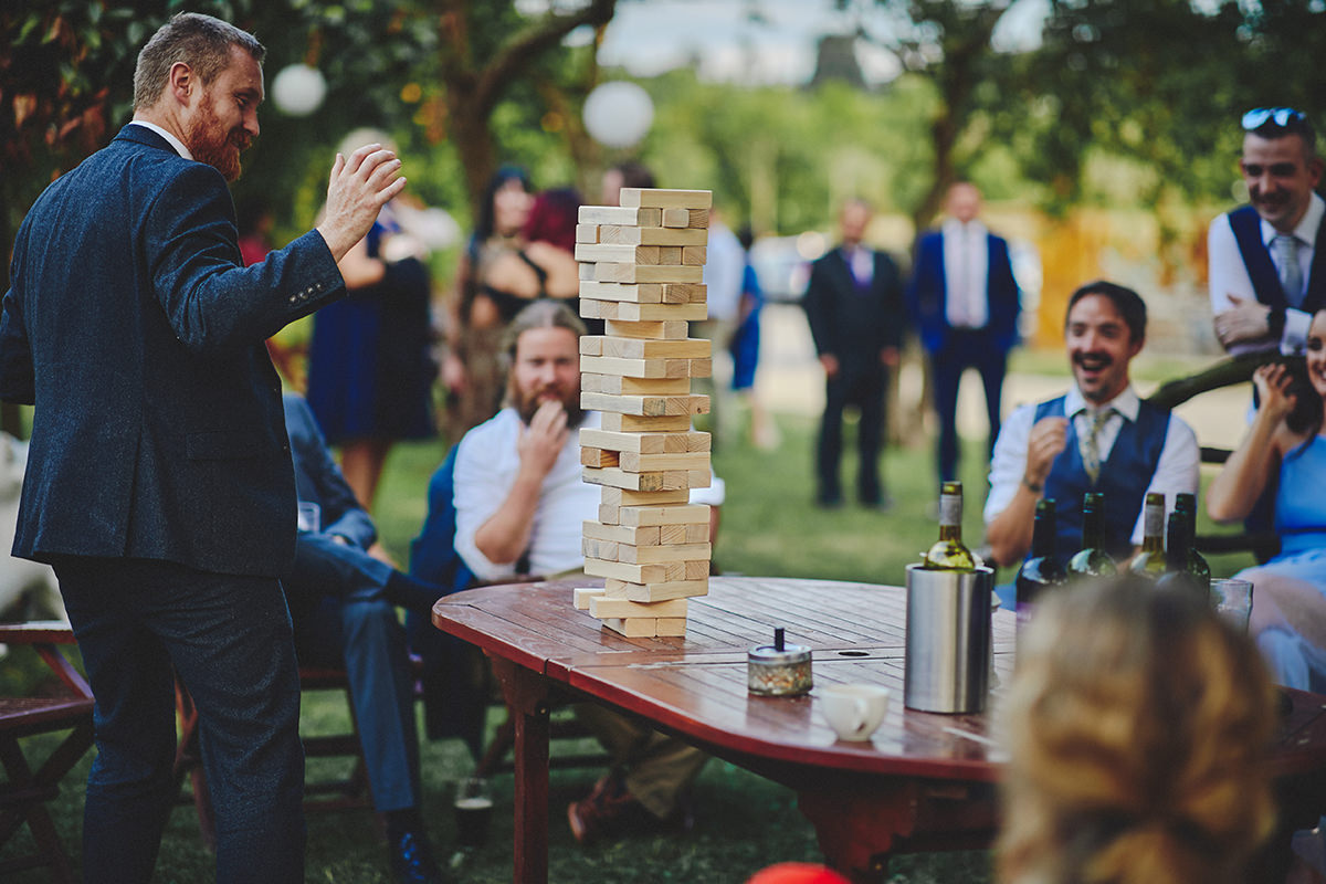 20 Wedding Games for your Reception 12