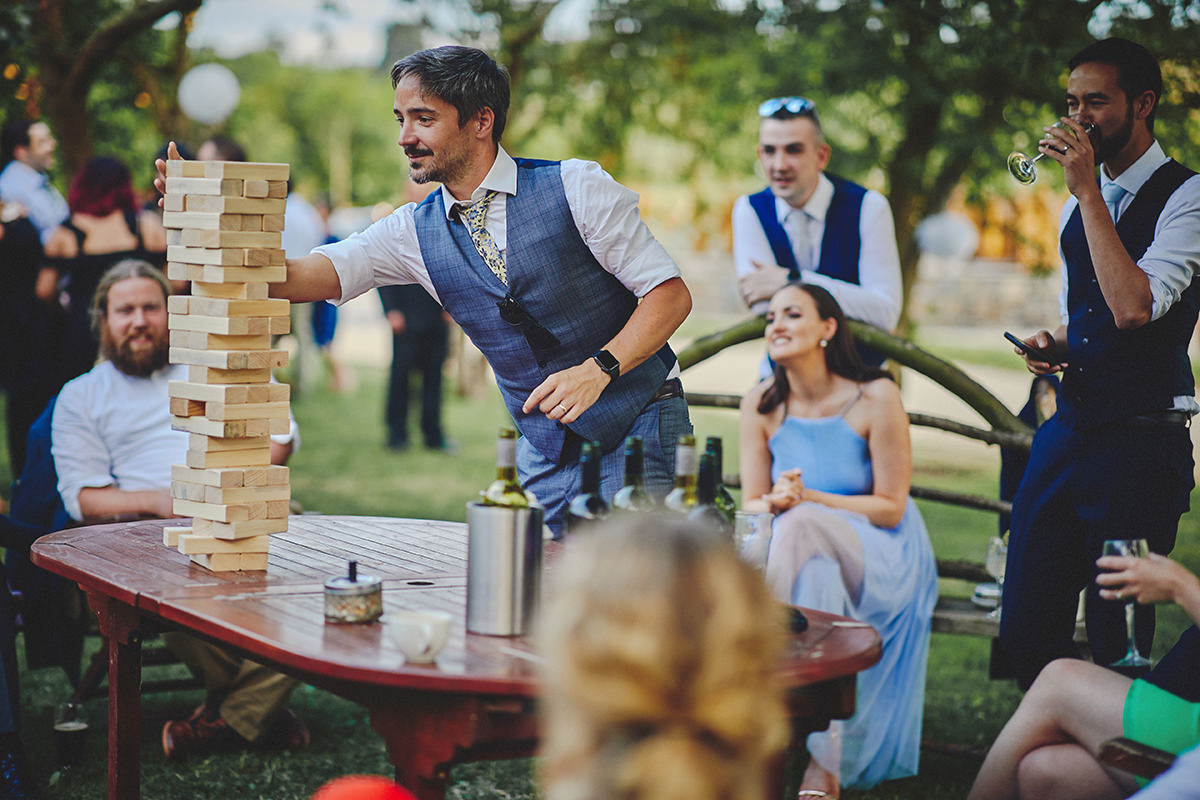 20 Wedding Games for your Reception 13