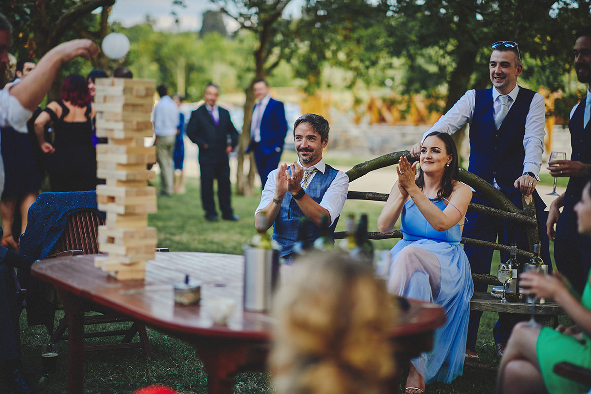 20 Wedding Games for your Reception 15