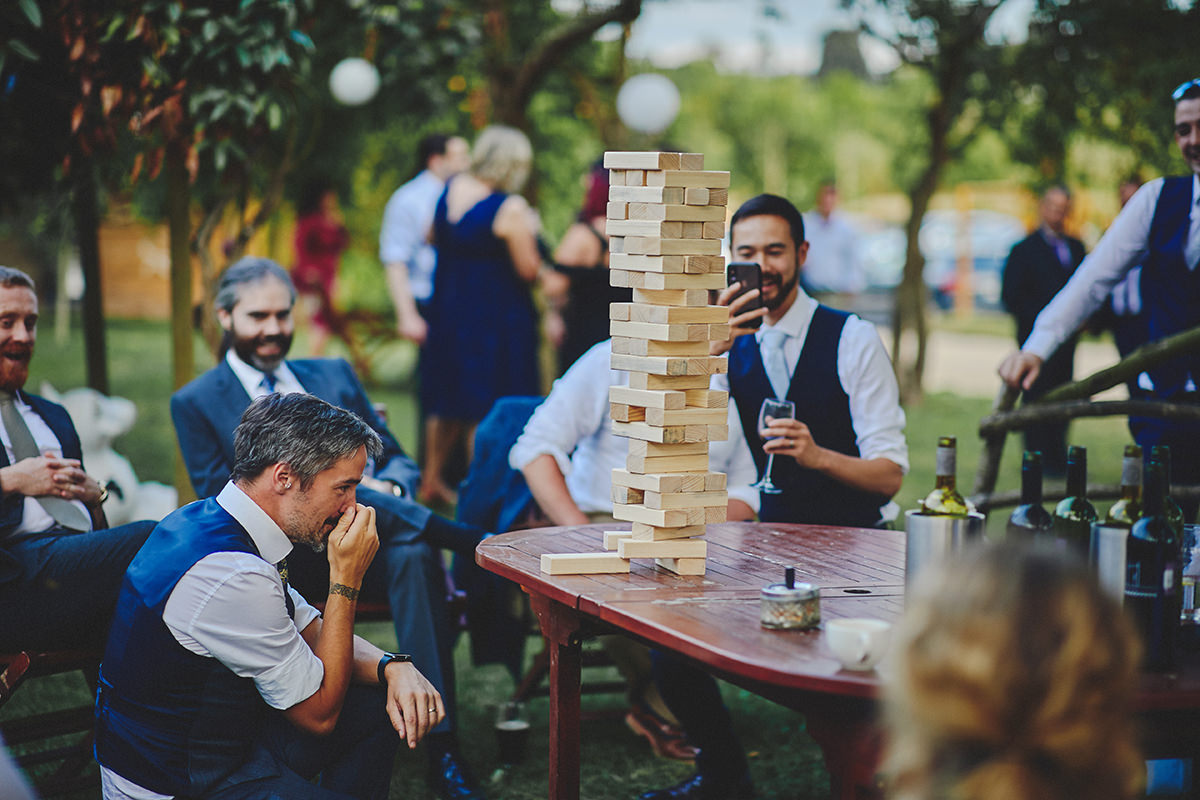 20 Wedding Games for your Reception 17