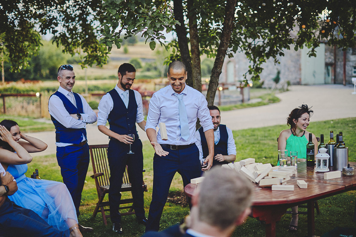 20 Wedding Games for your Reception 21