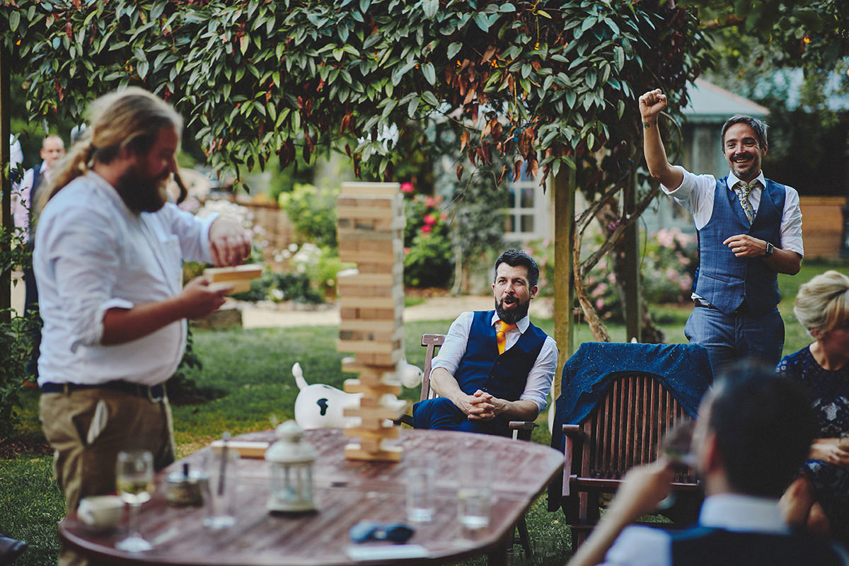 20 Wedding Games for your Reception 27