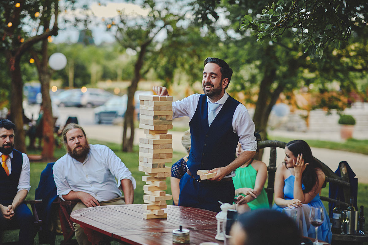 20 Wedding Games for your Reception 29