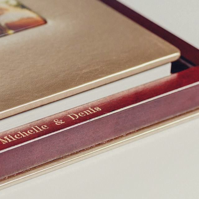 Box for wedding albums 6
