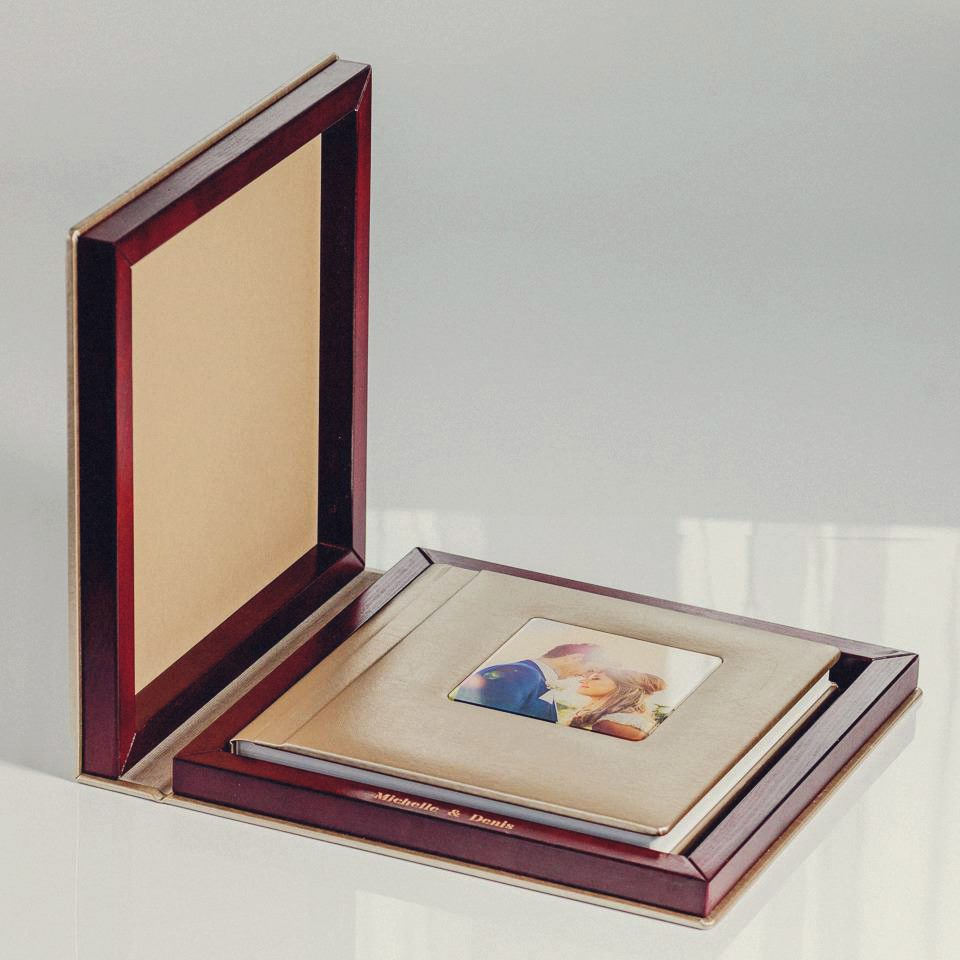 Box for wedding albums 5