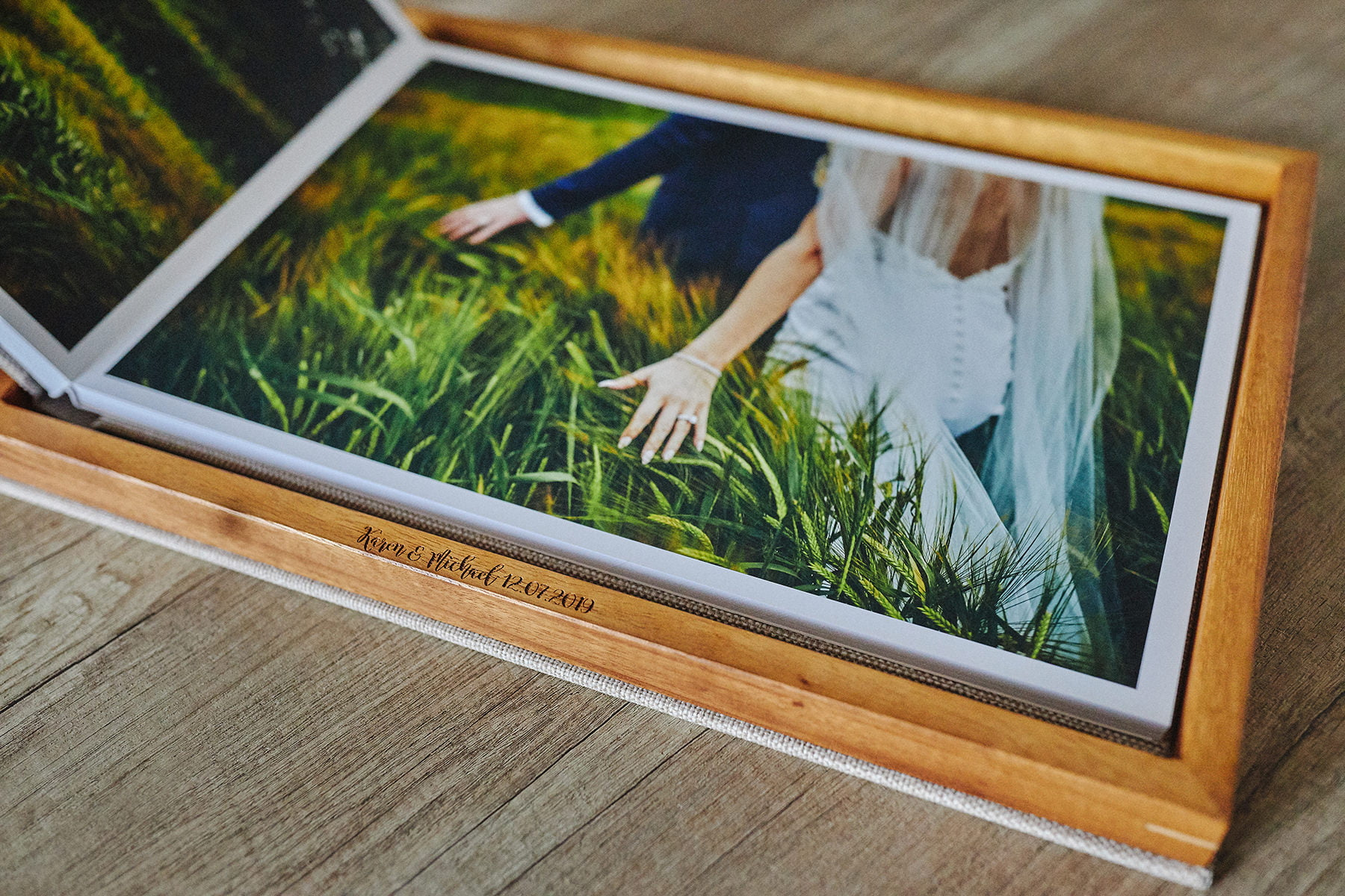 Why you should order a wedding album even if your wedding was 5, 10 or even 20 years ago! 2