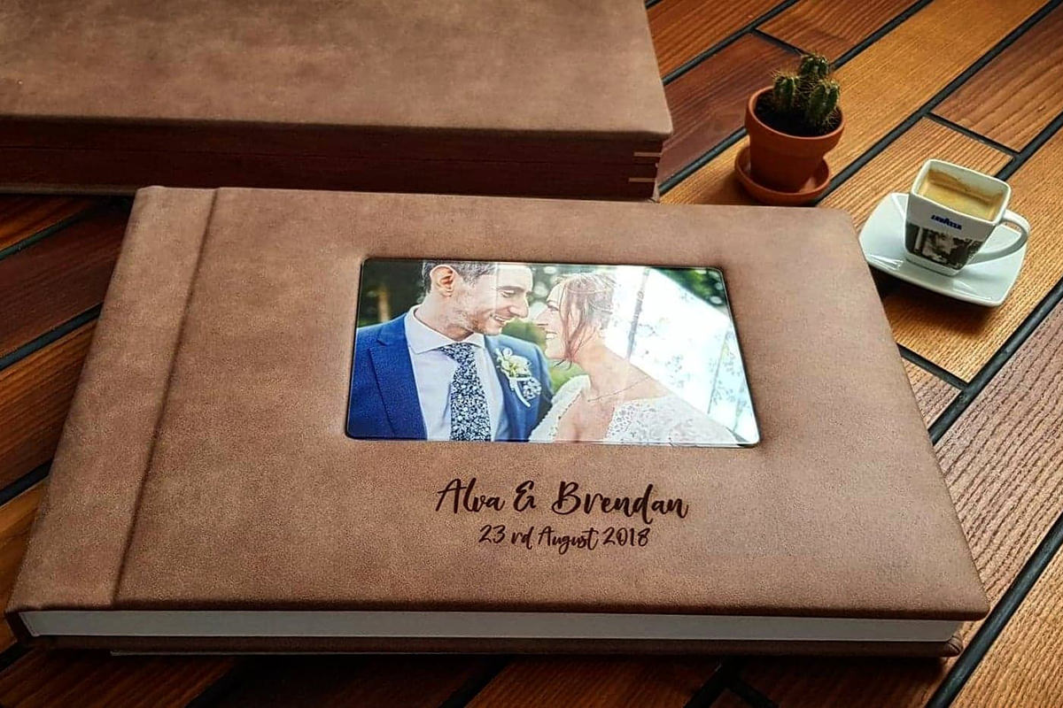Wedding Album Ireland 89