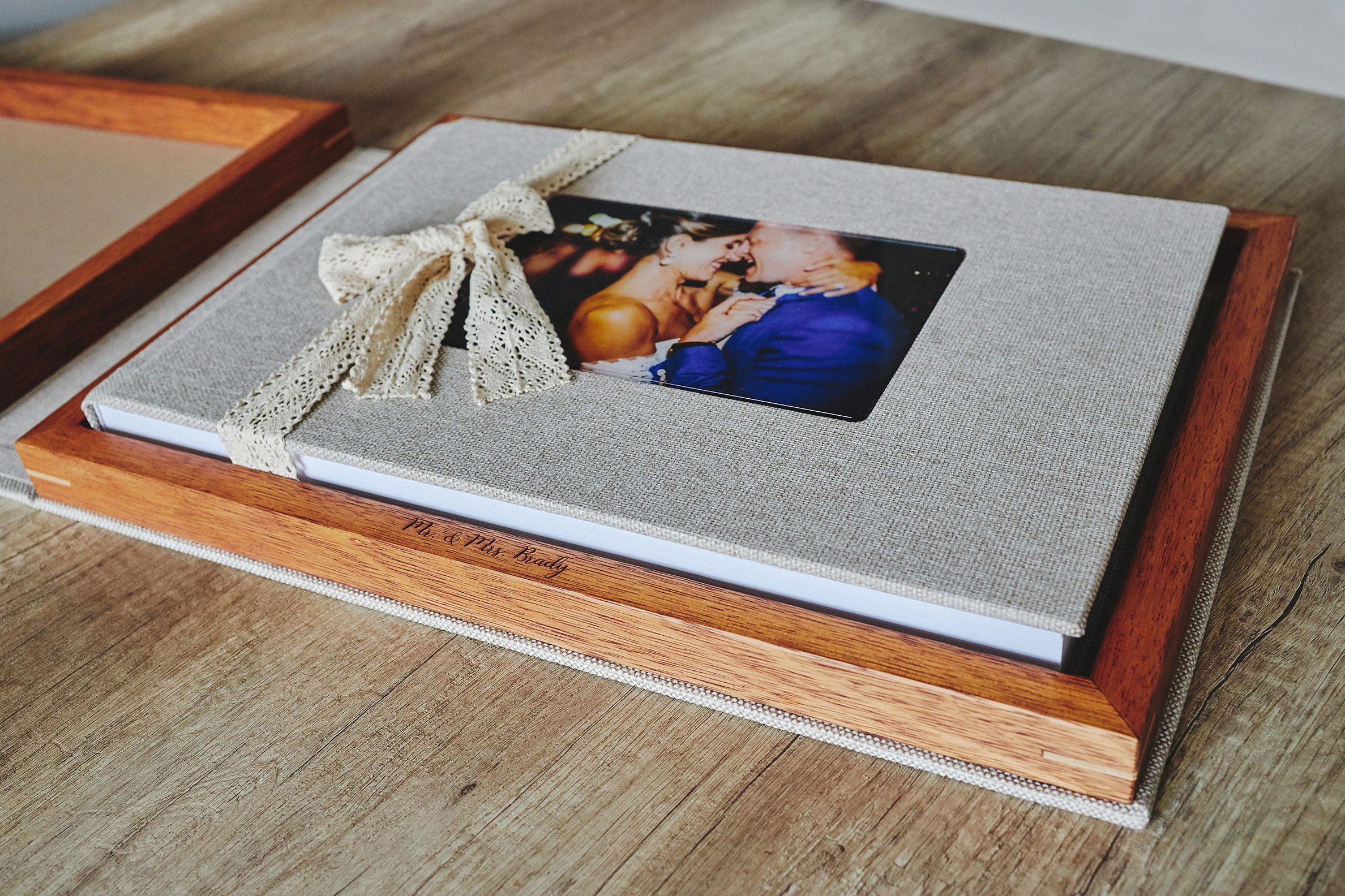 Wedding albums Ireland