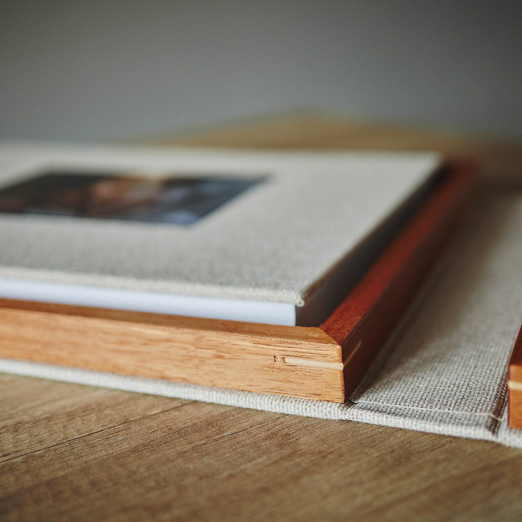 Most Popular Wedding Album + Wooden Box Bundle 3