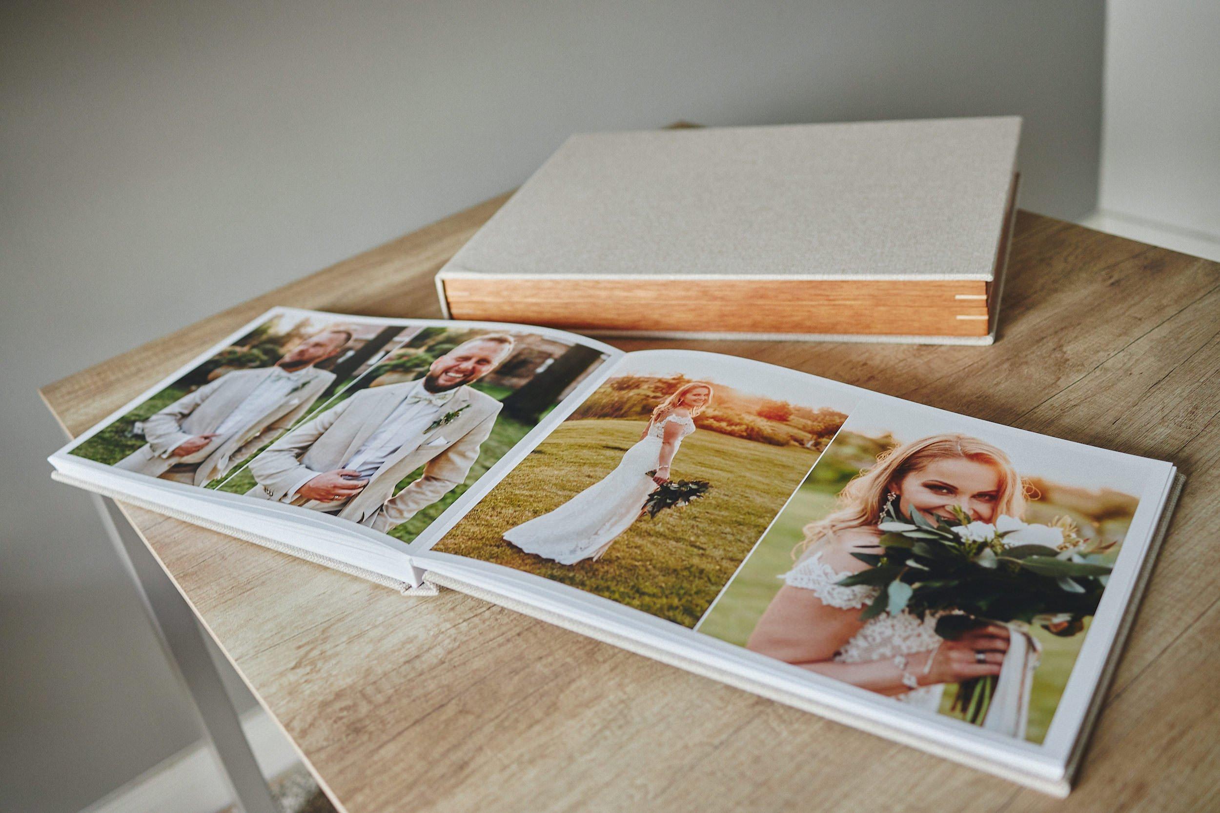 Most Popular Wedding Album - 30x45cm (60 pages-150 photos) 4