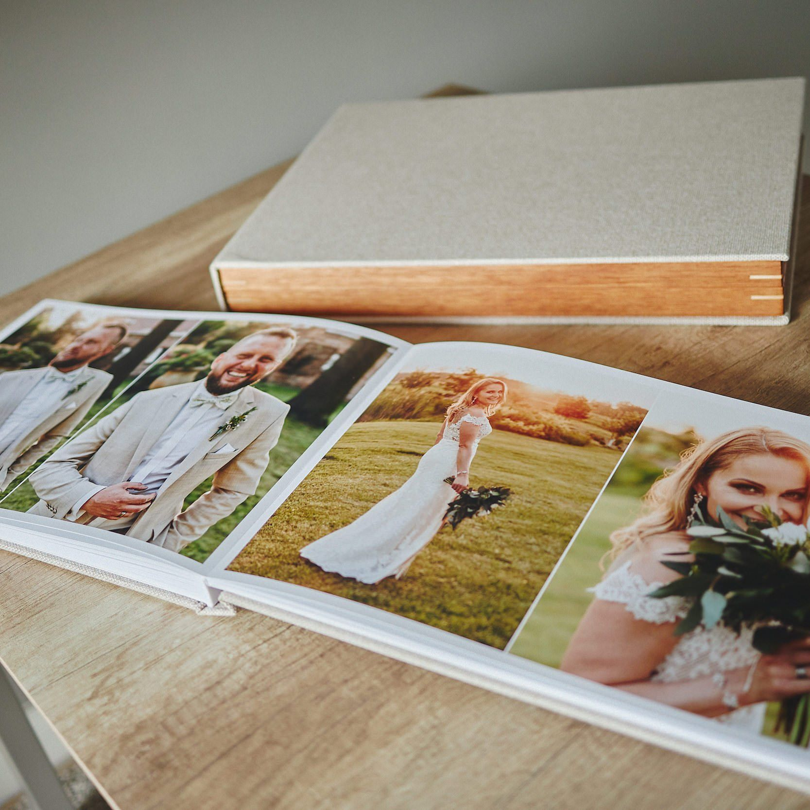 Standard Wedding Album 30x45cm (40 pages -100 photos) 3