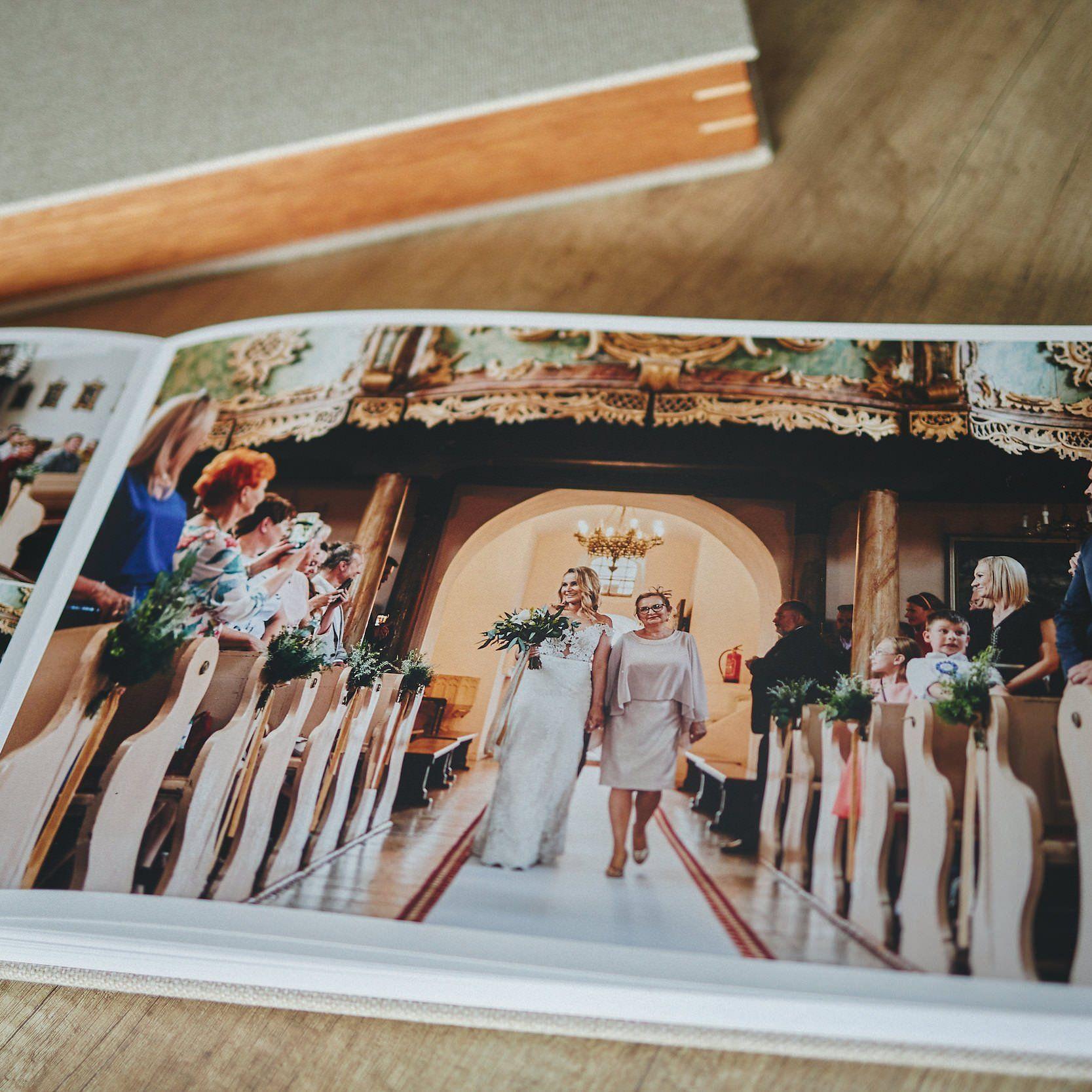 Standard Wedding Album 30x45cm (40 pages -100 photos) 7