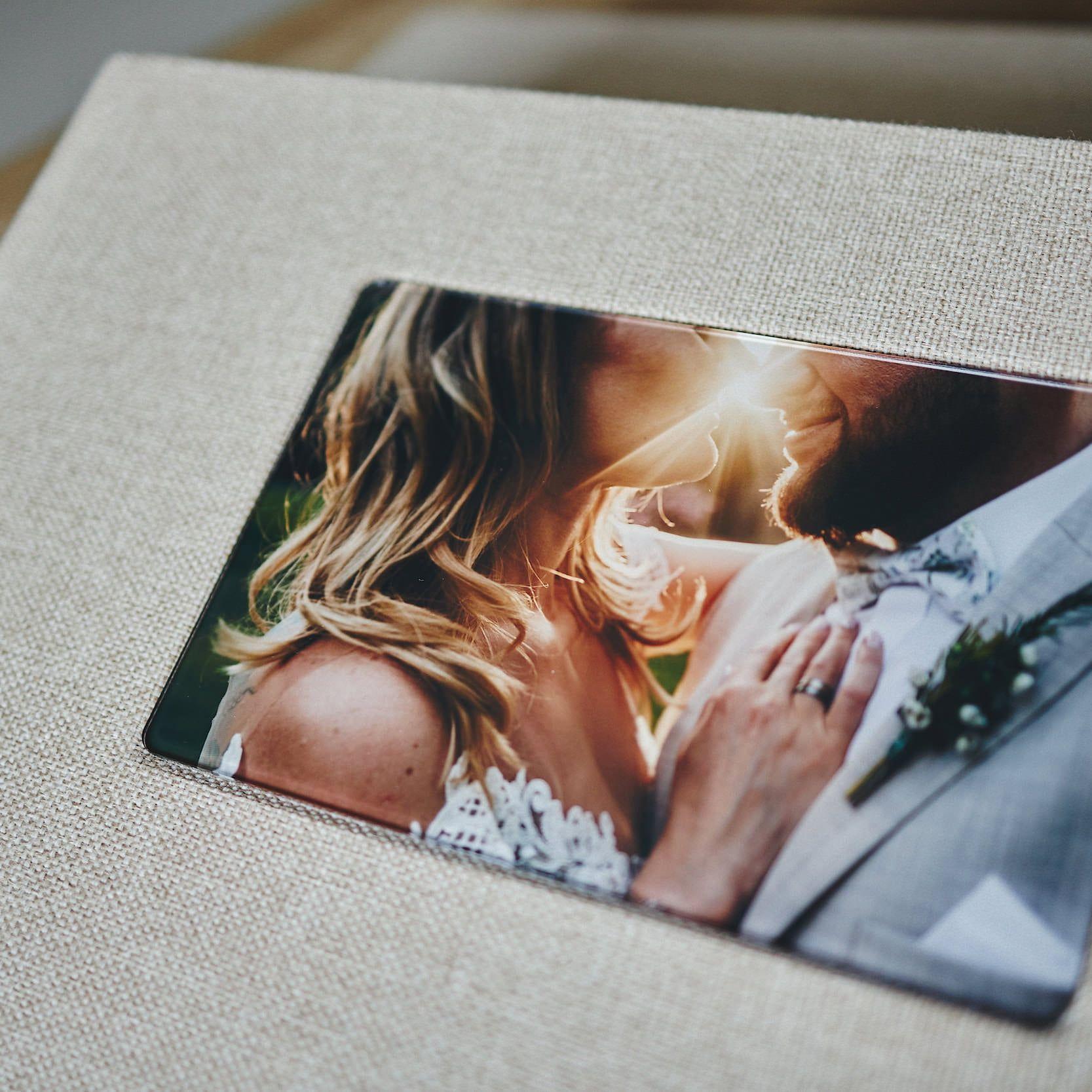 Standard Wedding Album 30x45cm (40 pages -100 photos) 4