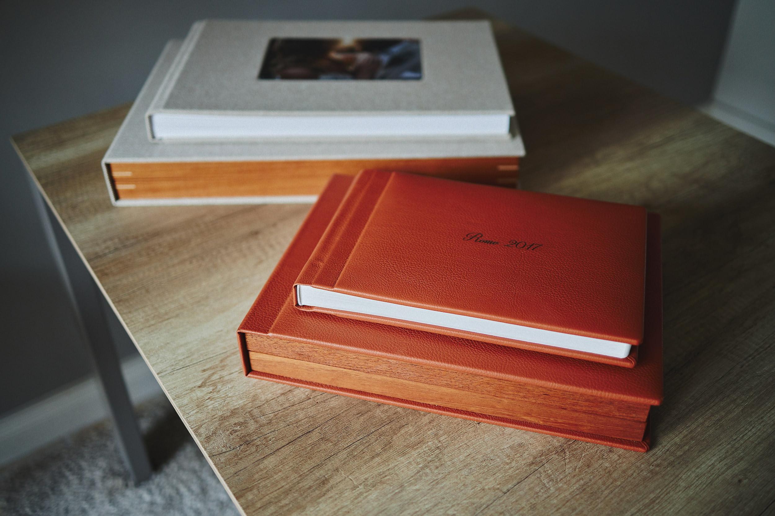 Box for wedding albums 1