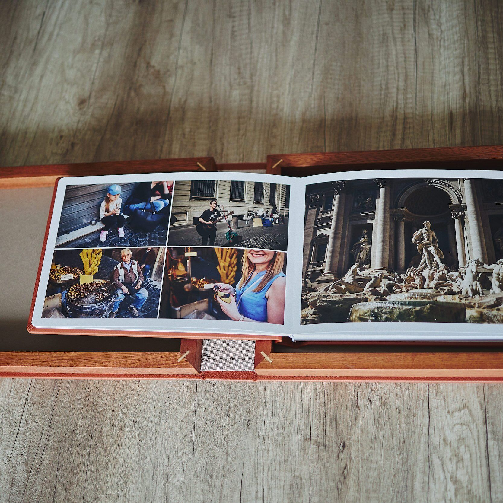 Wedding Album 20x30cm (60 pages-150 photos) 4