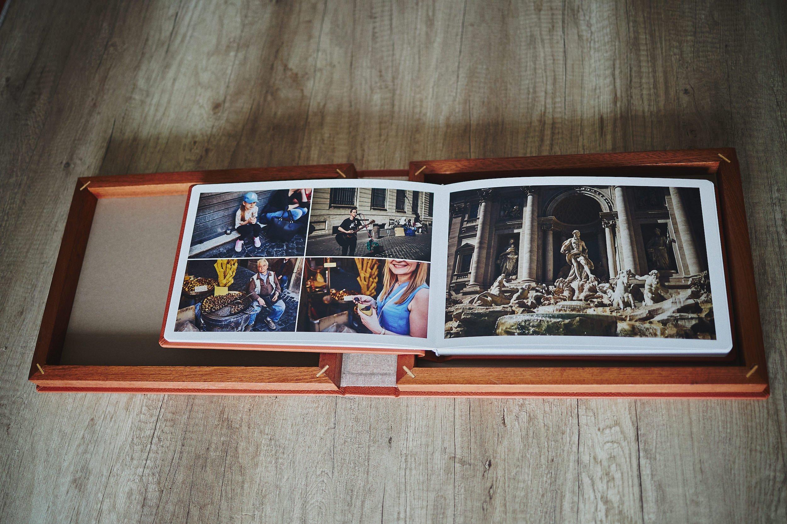 Wedding Album 20x30cm (40 pages-100 photos) 3