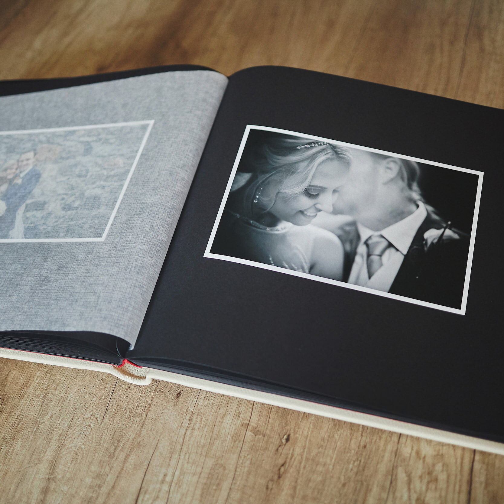Traditional Wedding Album (100 pages - 100 photos) 8