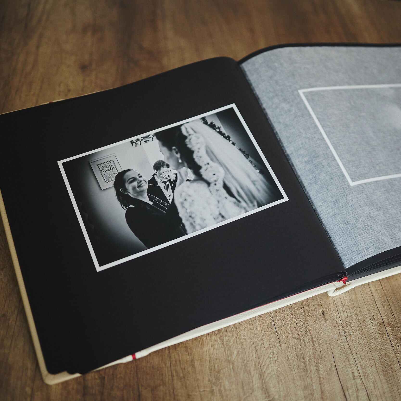 Traditional Wedding Album (100 pages - 100 photos) 6