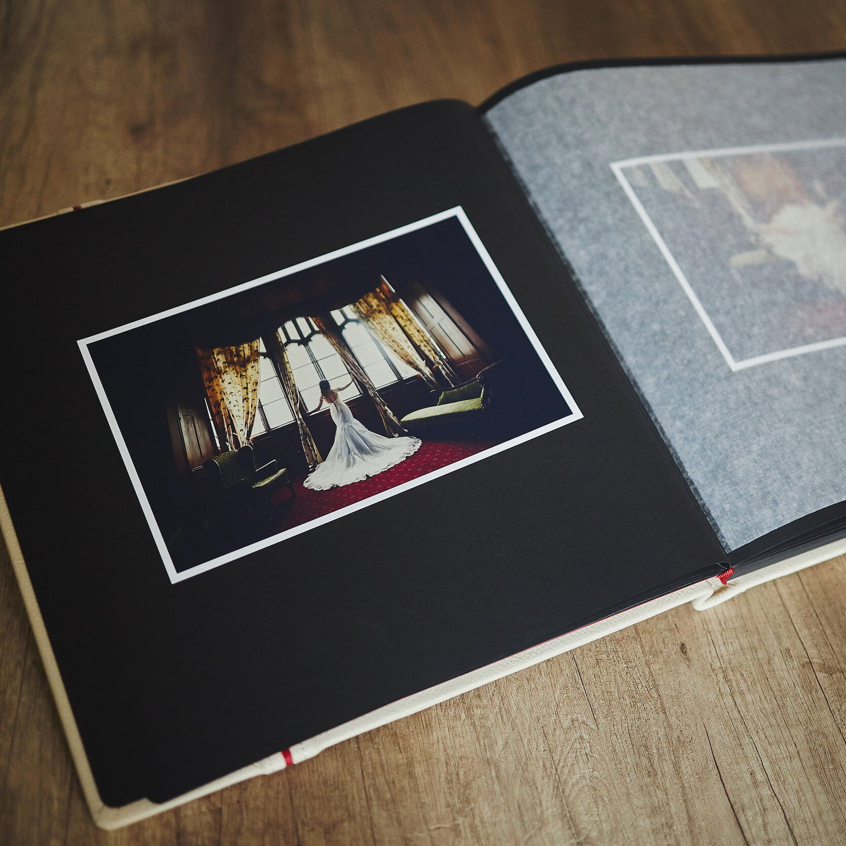 Traditional Wedding Album (100 pages - 100 photos) 7