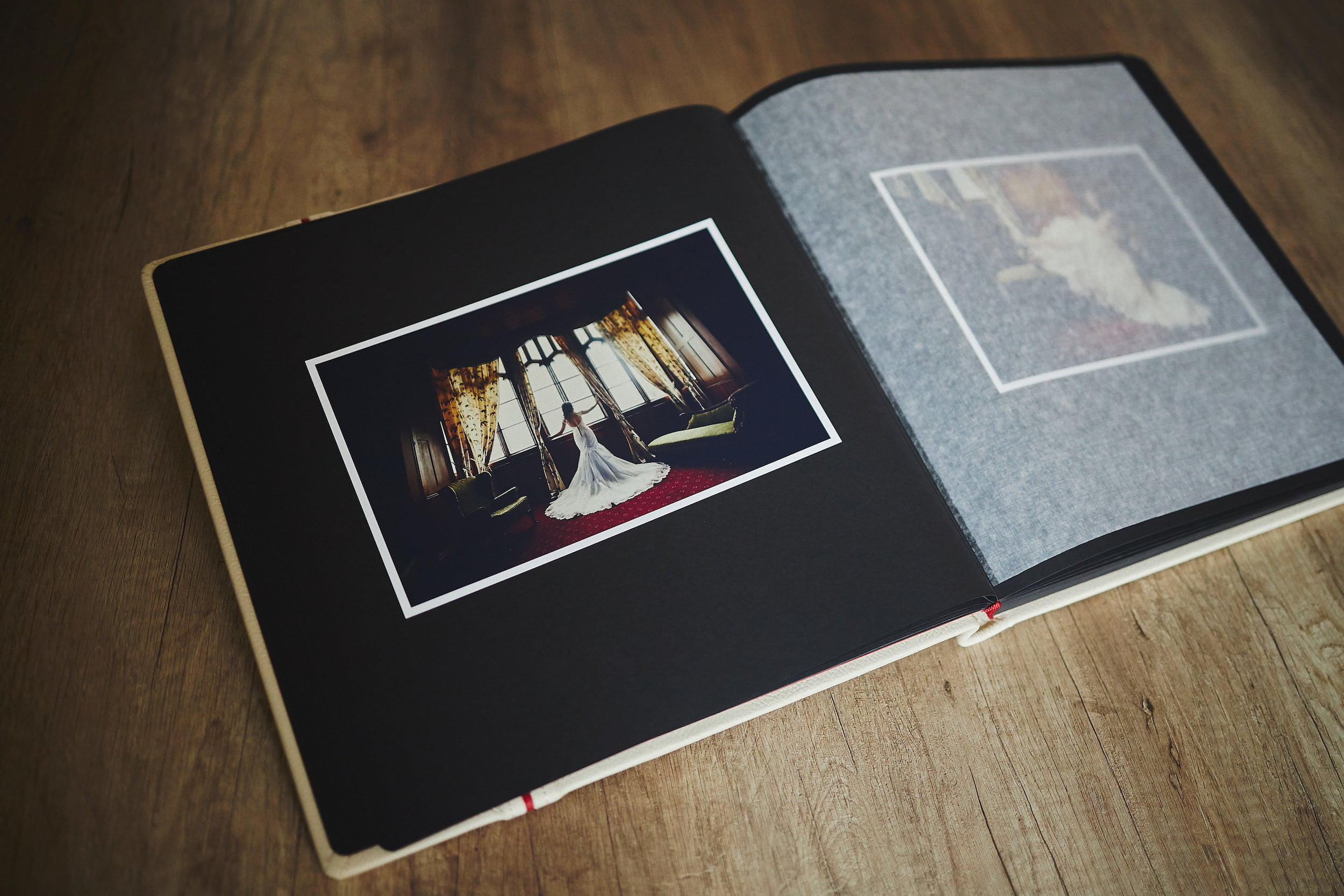 Traditional Wedding Album (100 pages - 100 photos) PLAN 10