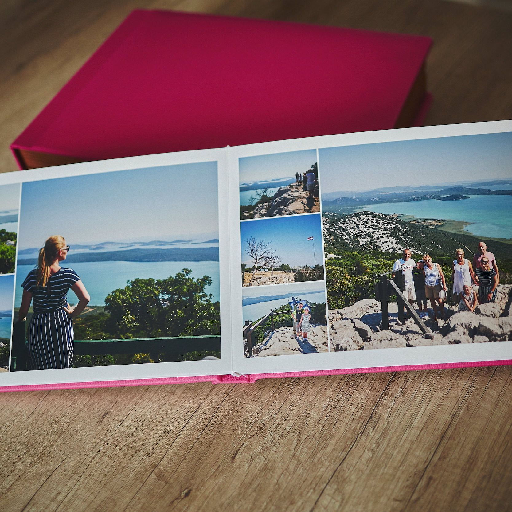 Holiday Memory Book 20x30cm (40 pages-100 photos) 3