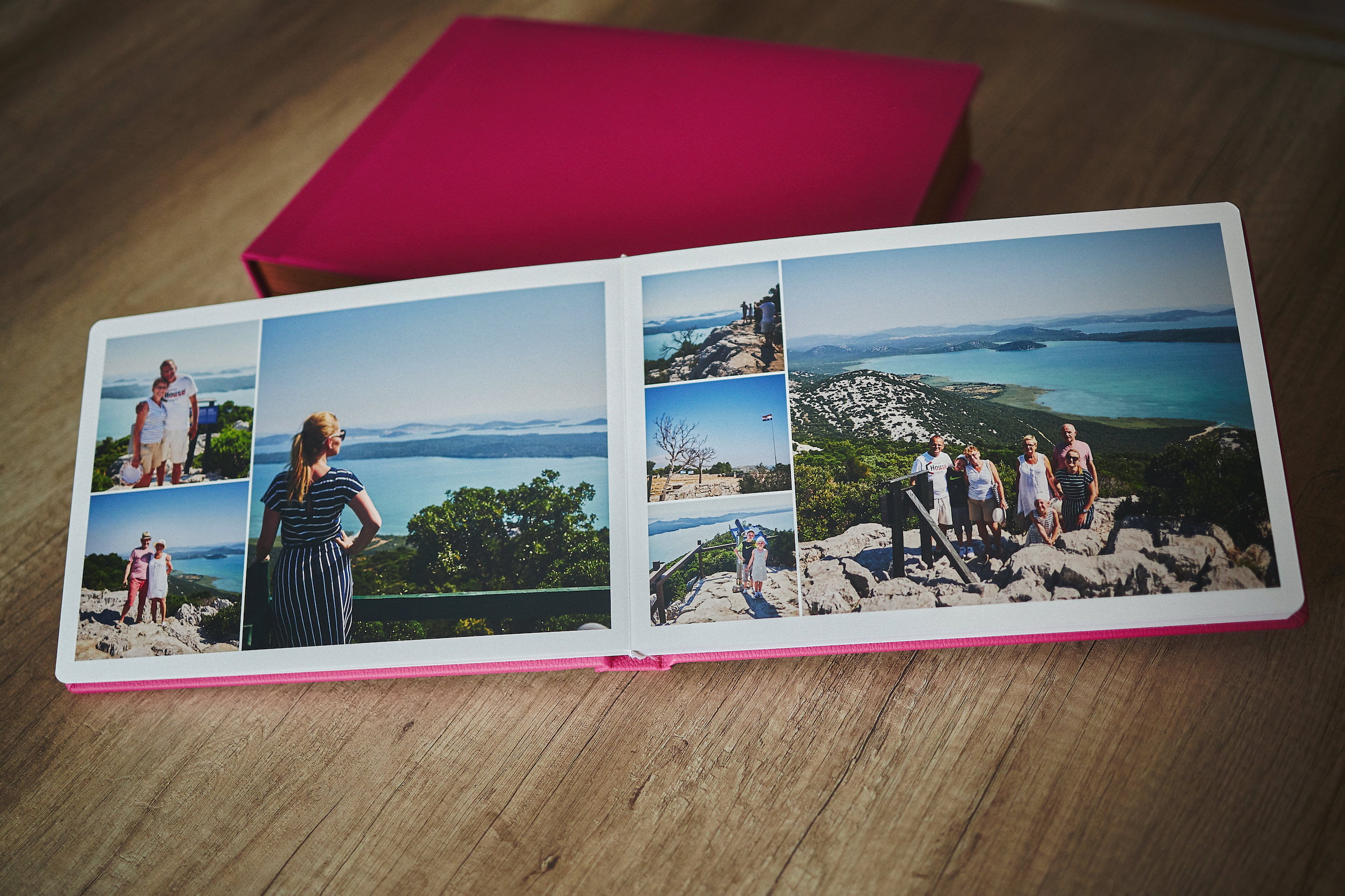 Holiday Memory Book 20x30cm (40 pages-100 photos) 2