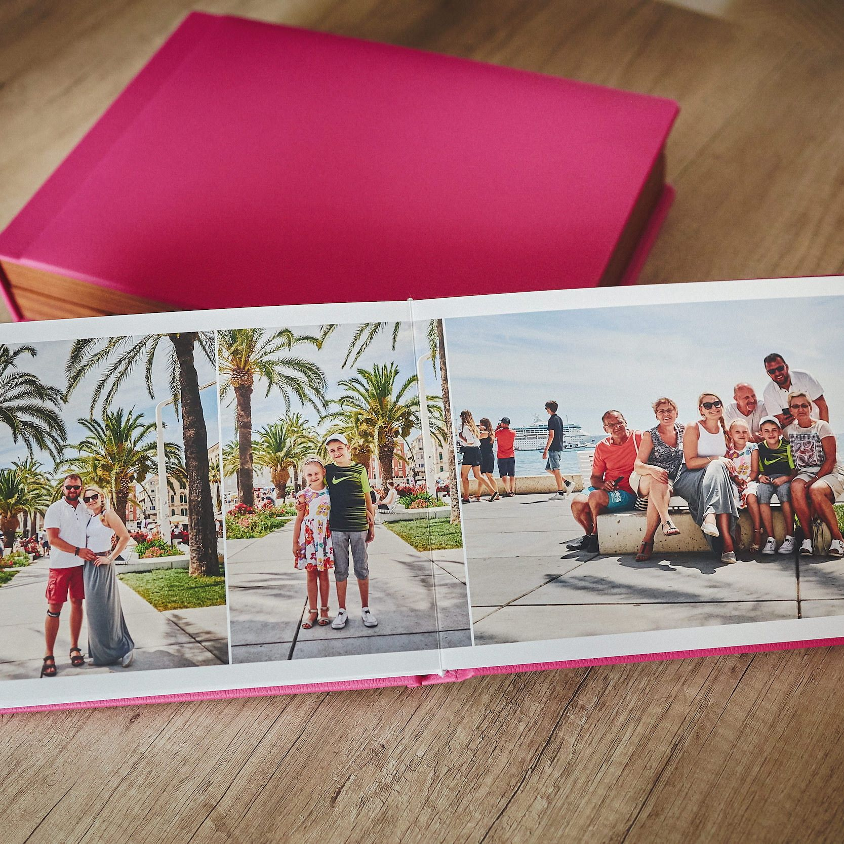 Holiday Memory Book 20x30cm (40 pages-100 photos) 8
