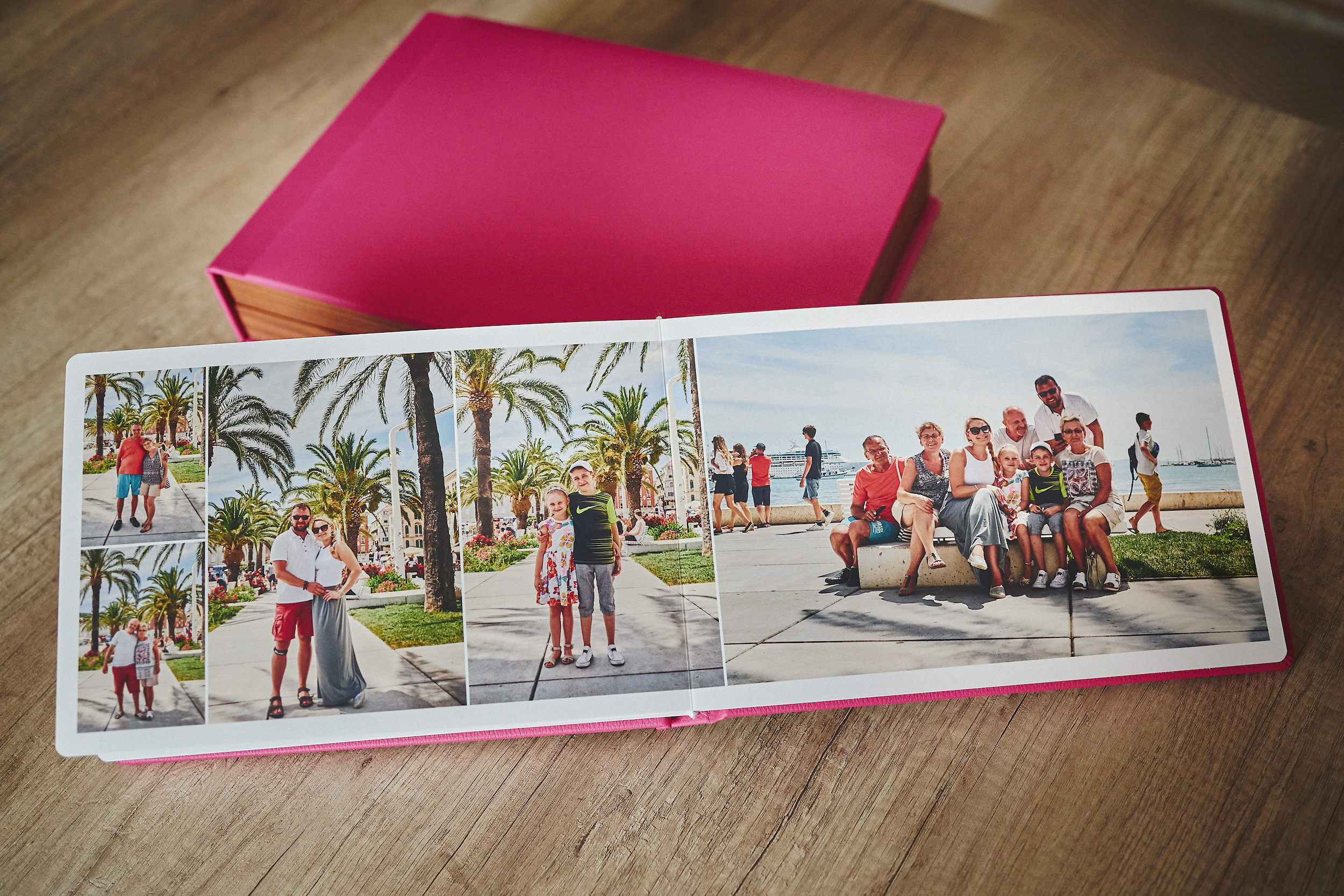 Holiday Memory Book 20x30cm (40 pages-100 photos) 130