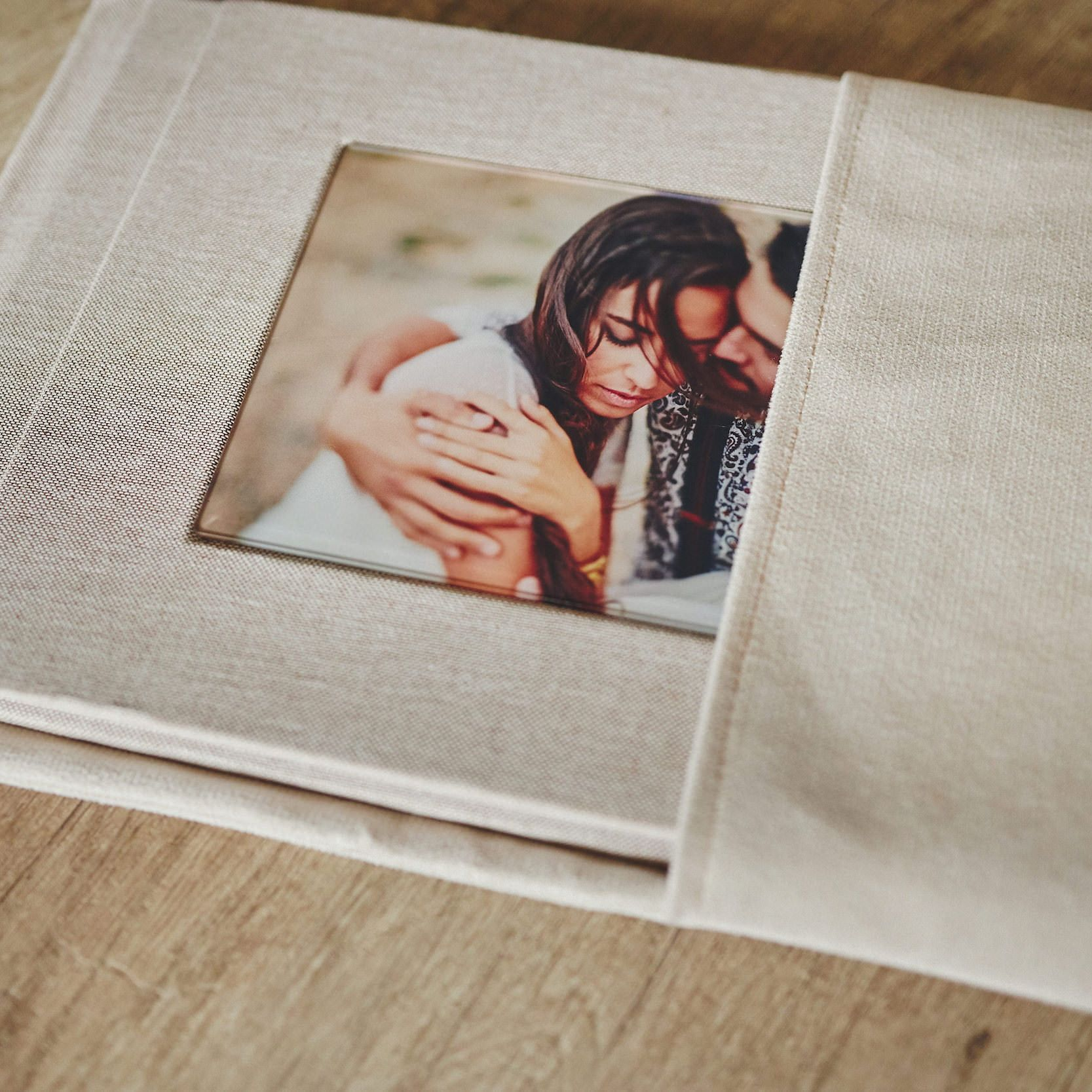Small Wedding Album 20x30cm (40 pages-100 photos) 3