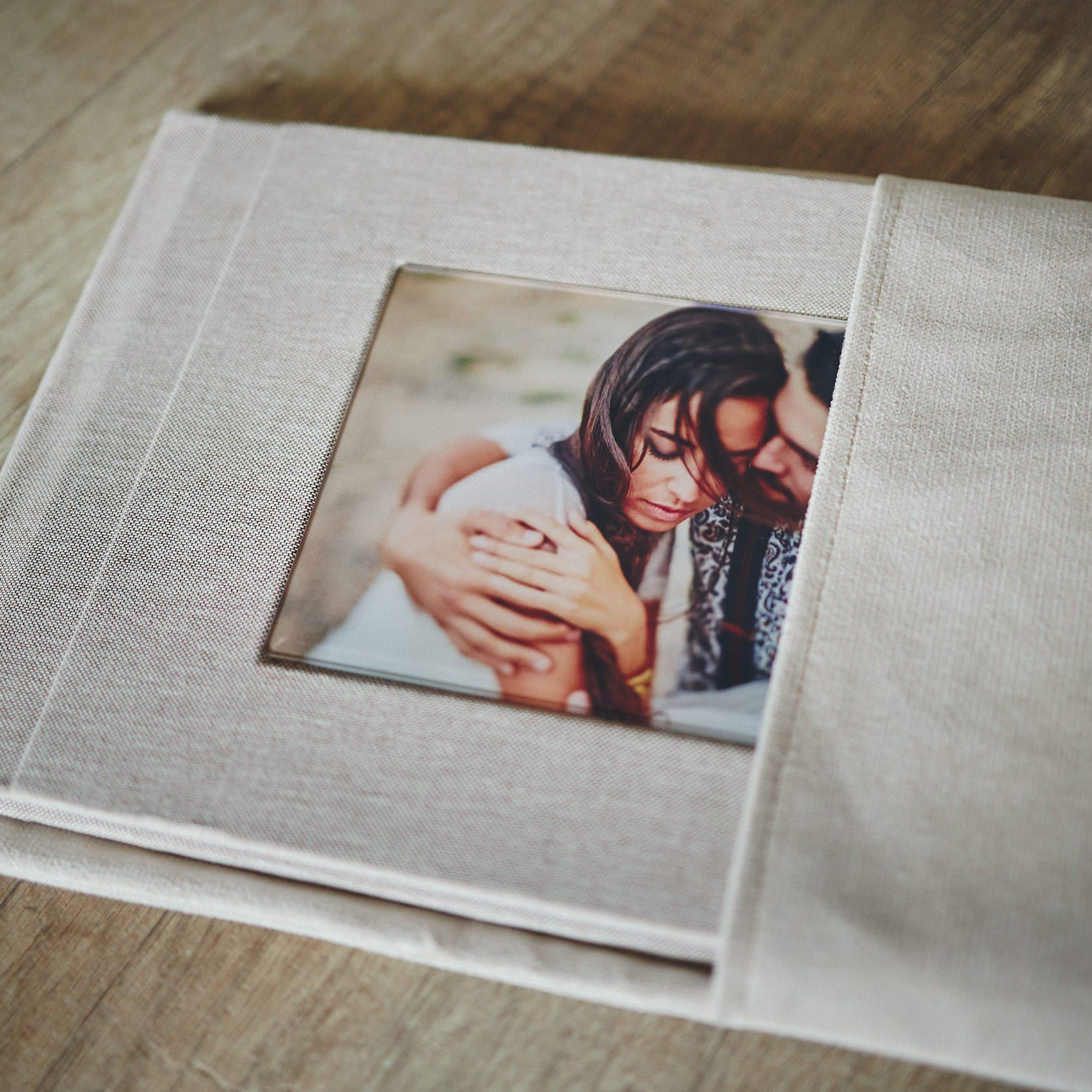Square Wedding Album 30x30cm (40 pages-80 photos) 4