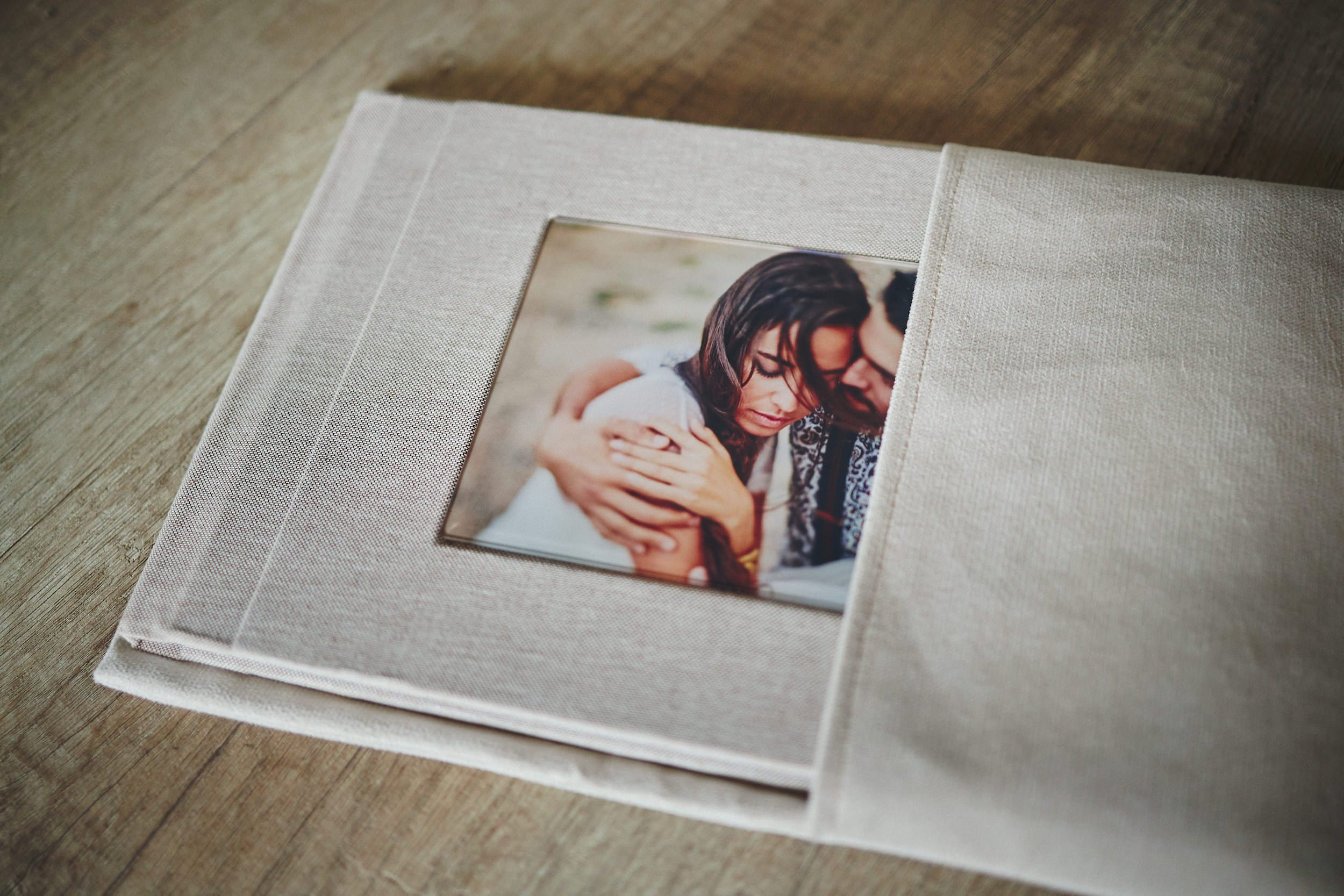 Square Wedding Album 30x30cm (40 pages-80 photos) 1