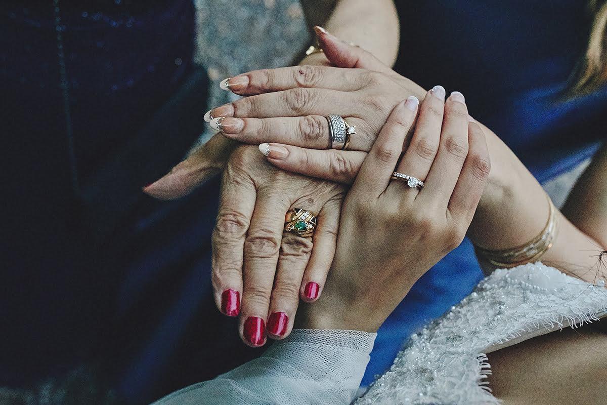 Wedding Something Old, New, Borrowed, and Blue