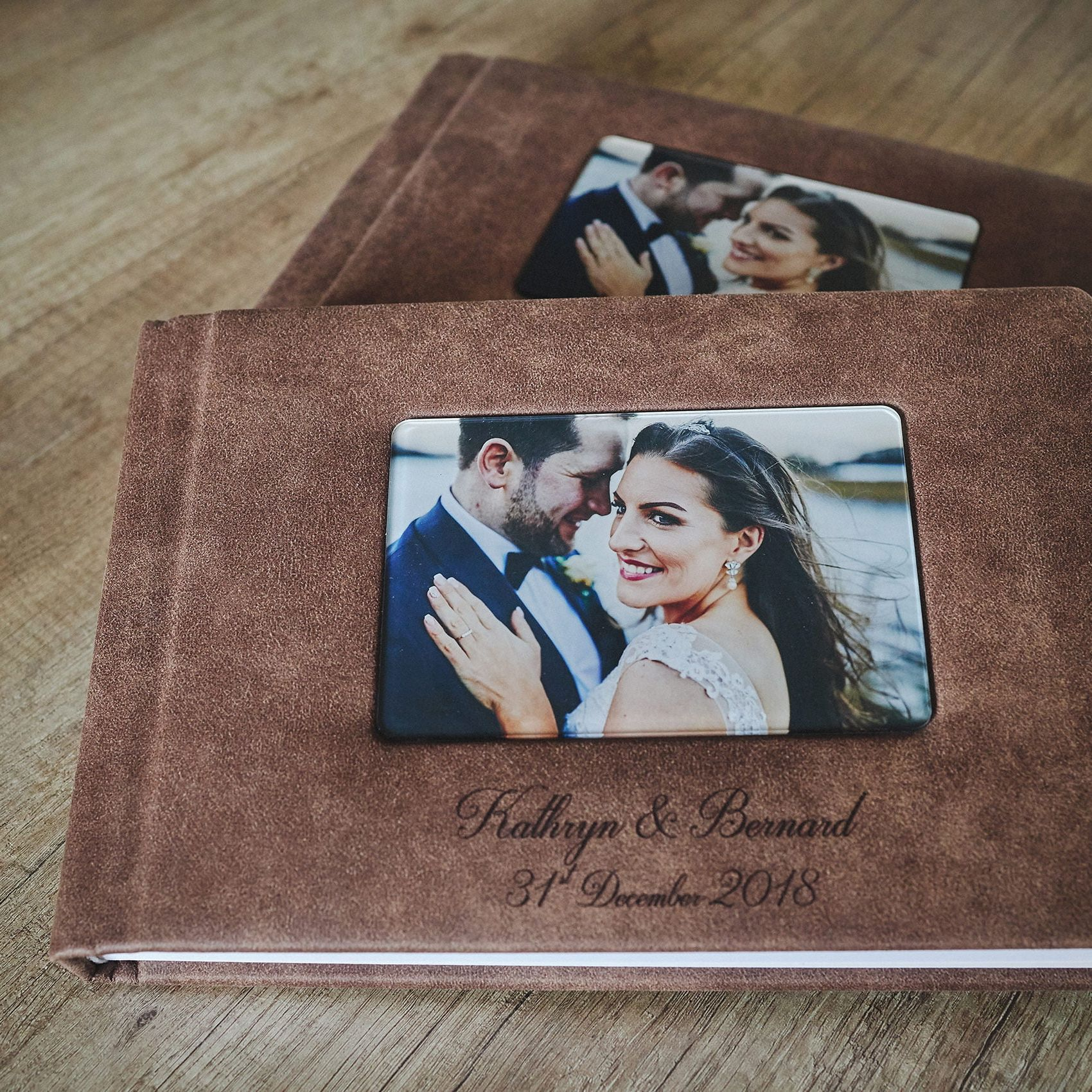SLIM SET 1 Standard and 2 Parents wedding albums (60 pages-150 photos) 7