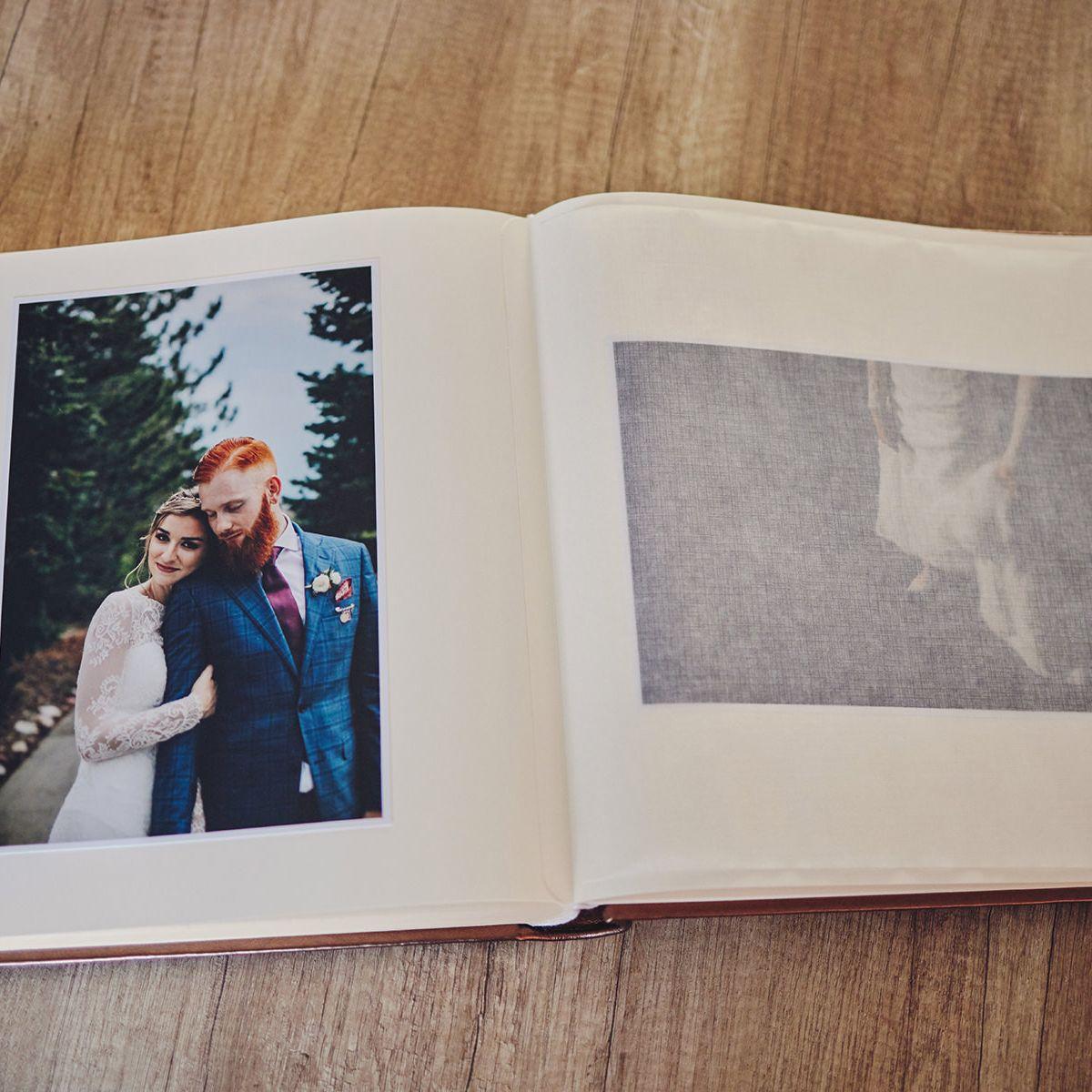 Traditional Wedding Album VELVET COLLECTION SALE ! 9
