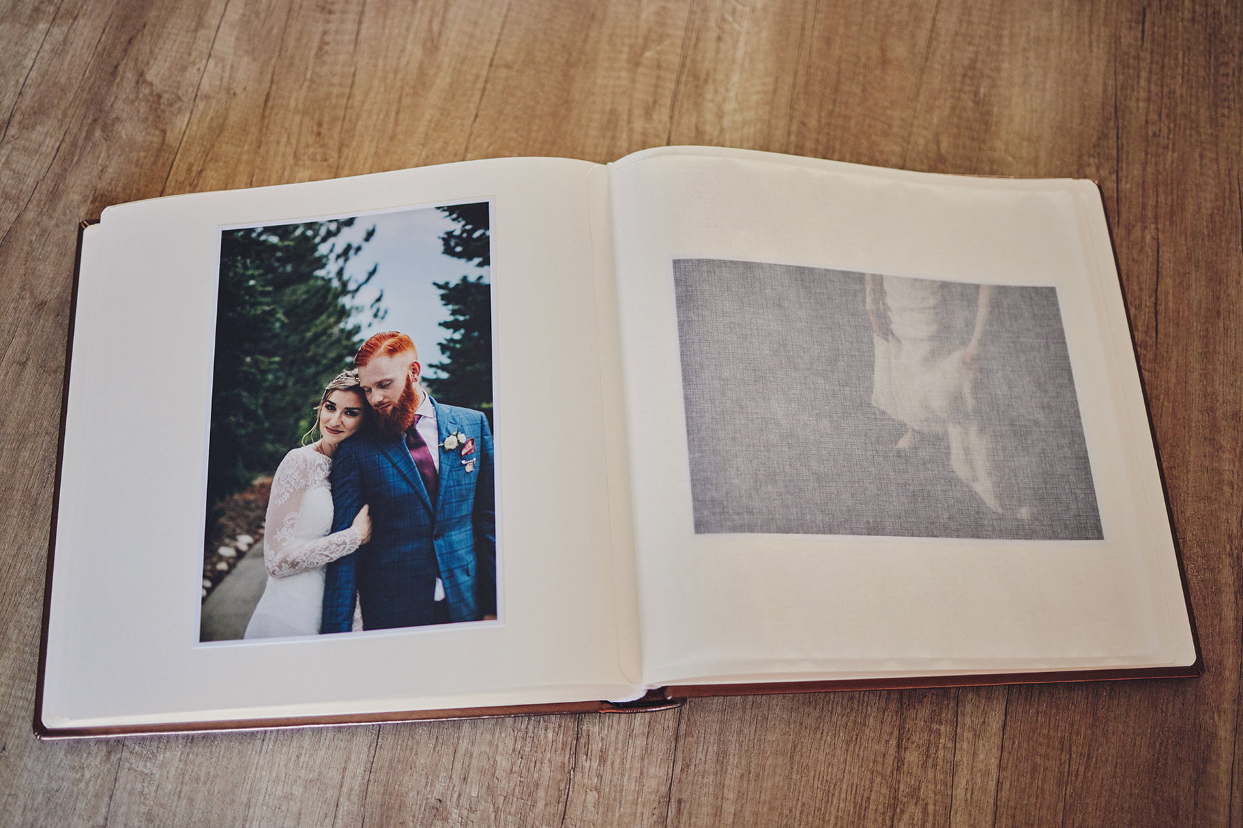 Traditional Wedding Album (100 pages - 100 photos) 3