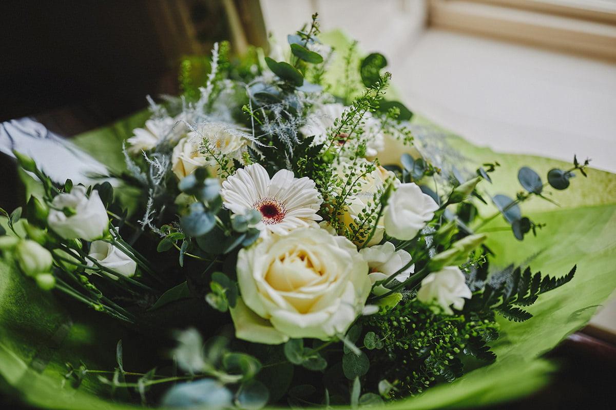 Tankardstown House Winter Wedding Ceremony? 14