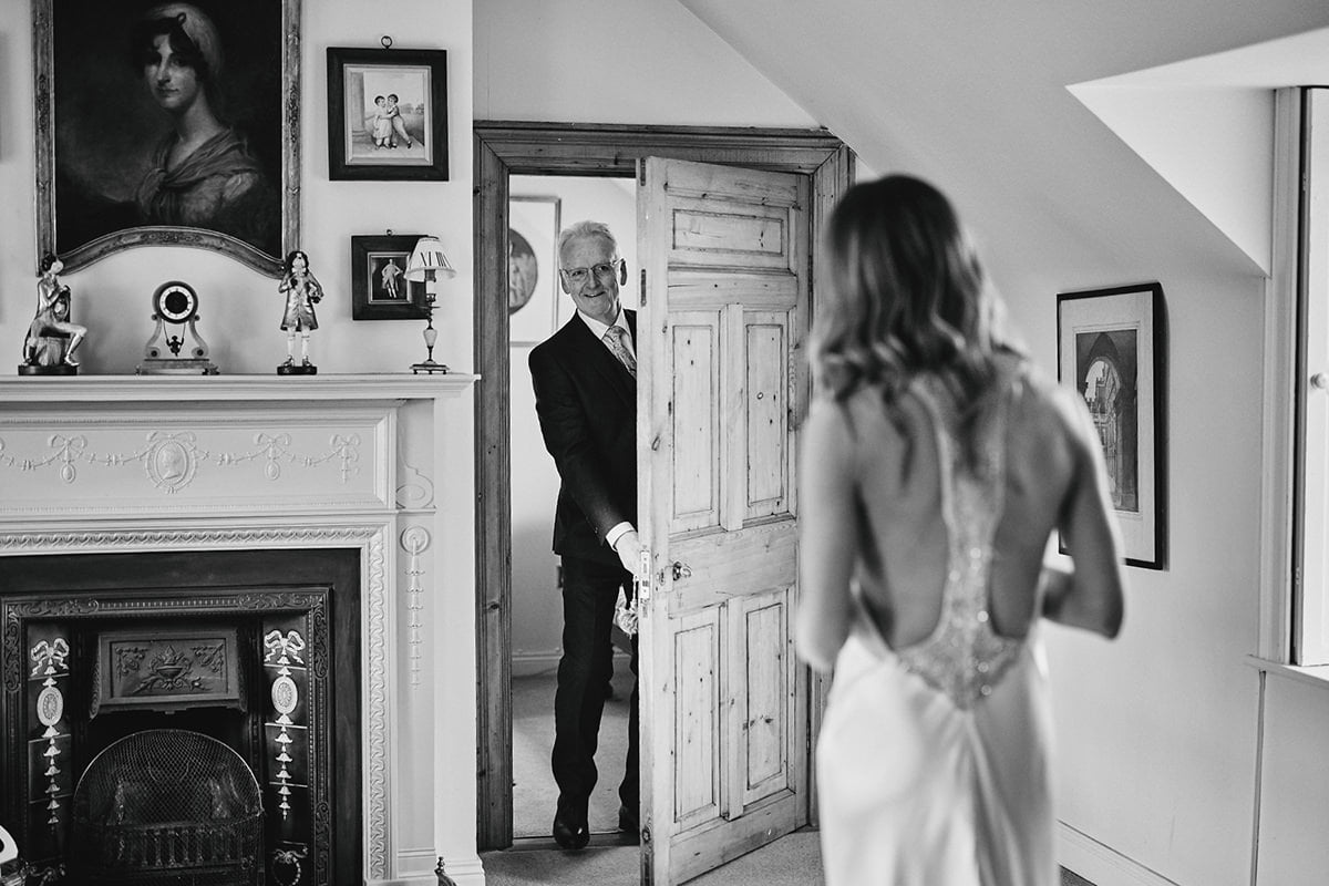 Tankardstown House Winter Wedding Ceremony? 22