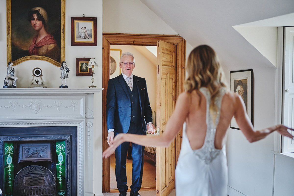 Tankardstown House Winter Wedding Ceremony? 23
