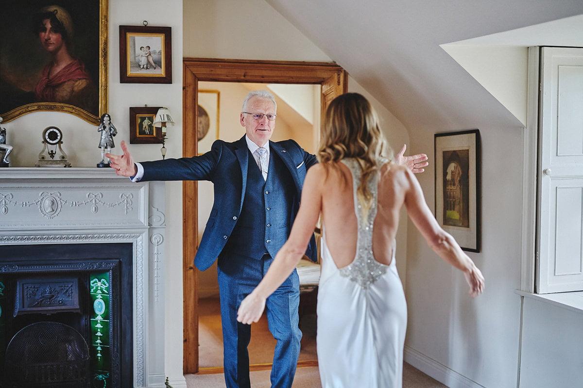 Tankardstown House Winter Wedding Ceremony? 24