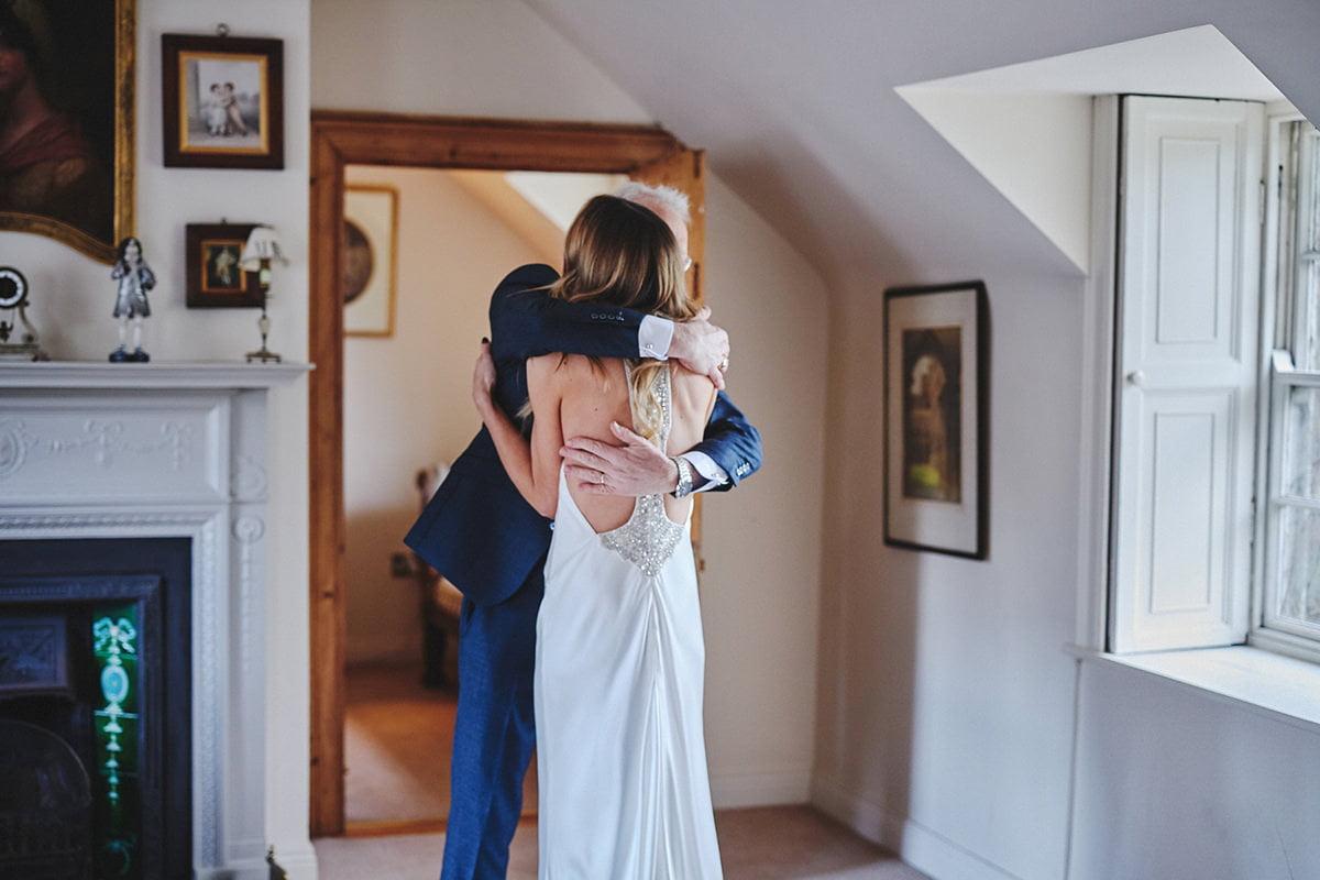 Tankardstown House Winter Wedding Ceremony? 25
