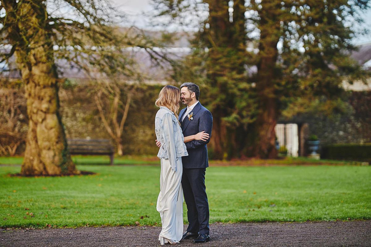 Tankardstown House Winter Wedding Ceremony? 36
