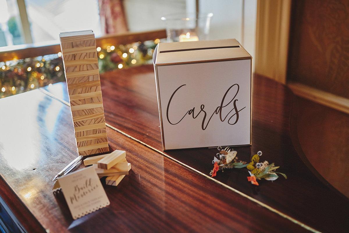 Tankardstown House Winter Wedding Ceremony? 49