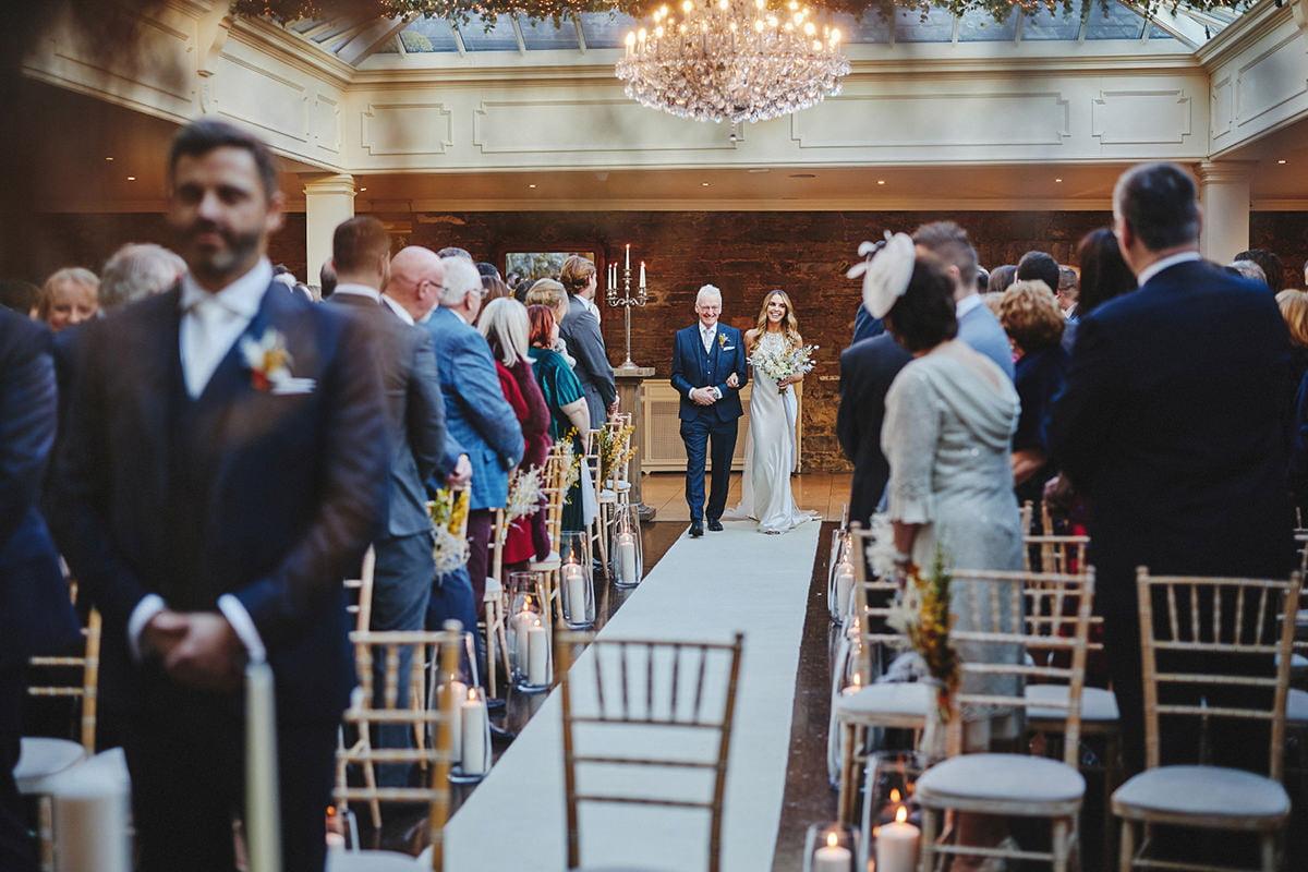 Tankardstown House Winter Wedding Ceremony? 58